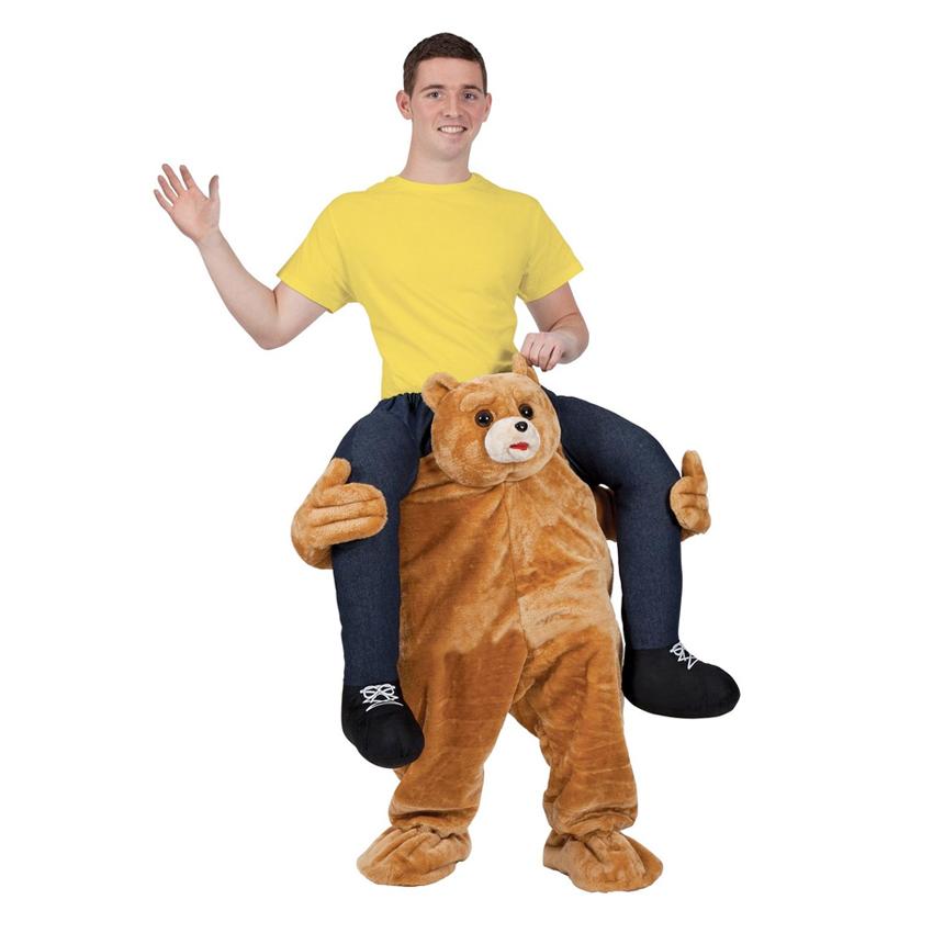 teddy costume animal funny fancy dress   shopblast   best products
